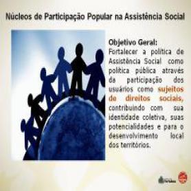 INTERAÇÕES INTERSETORIAIS SOBRE A PARTICIPAÇÃO POPULAR